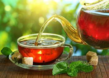 Чай амарантовый органический красный 2018