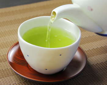 Чай амарантовый органический зеленый 2018